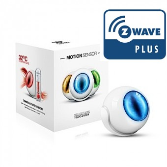 Detector de Movimiento multifunción de Fibaro  Z-Wave Plus