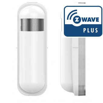 Sensor de temperatura y humedad - Z-Wave Plus - Philio
