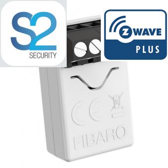 Smart Implant- Fibaro- Z-Wave