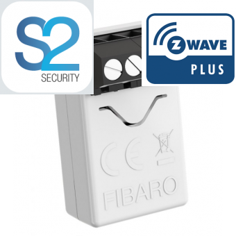 Smart Implant- Fibaro- Z-Wave