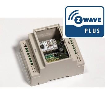 Z-Uno - Placa de desarrollo Z-Wave basada en Arduino  - Z-Wave.me - Con placa y soporte para carrill DIN