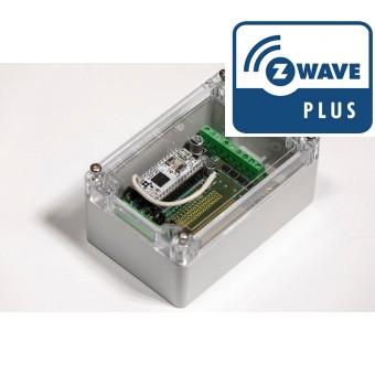 Z-Uno - Placa de desarrollo Z-Wave basada en Arduino  - Z-Wave.me - Con placa y carcasa sellada