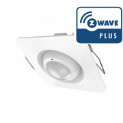 Detector de Movimiento Exterior Z-Wave Plus encastrable (formato cuadrado) - Philio