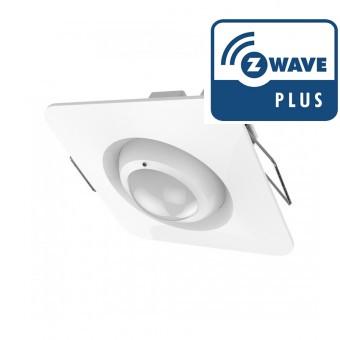 Detector de Movimiento Exterior Z-Wave Plus encastrable (formato cuadrado) - Philio
