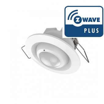 Detector de Movimiento Exterior Z-Wave Plus encastrable (formato redondeado) - Philio
