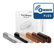 Detector de apertura con contacto libre y sensor Temperatura v2  Z-Wave Plus Fibaro