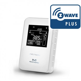 Monitor de Calidad del Aire Z-Wave Plus -  MCOHOME