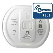 Detector de monóxido de carbono Z-Wave Plus Popp