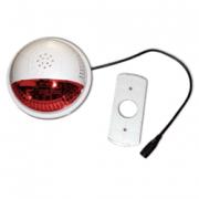 Sirena de alarma SSA2 - Roja