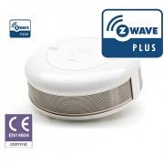 Detector de Humo Fibaro certificado CE EN 14604 Z-Wave Plus