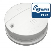 Smoke Detector with indoor Siren  Z-Wave Plus -POPP