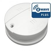Smoke Detector with indoor Siren  Z-Wave Plus -POPP