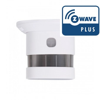 Detector de Humo  Z-Wave Plus - Zipato