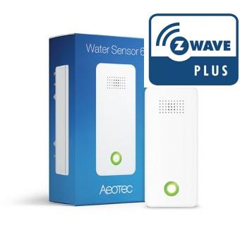 Sensor de Inundación 6 Z-Wave Plus Aeotec