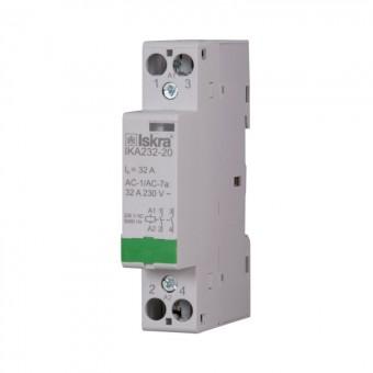 Contactor de 32A para Smart Meter - QUBINO (Iskra)