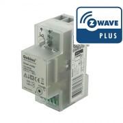 Medidor de consumo Z-Wave Plus carril DIN - QUBINO