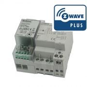 Pack 3 modulos (Medidor consumo + Contactor + Interruptor biestable) - QUBINO (Iskra)