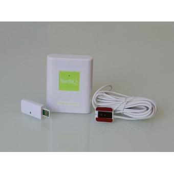 Registro de consumo eléctrico para contadores con dongle USB