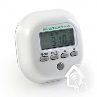 Sensor de luz con pantalla LCD Everspring