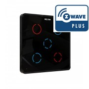 Wall Switcher Five Channel - Z-WavePlus - HELTUN