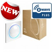 Interruptor Inteligente Walli - Z-Wave Plus- Fibaro