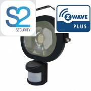 Sensor de movimiento ,foco LED de exterior Z-Wave+ Everspring