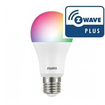 Bombilla Led  RGBW Z-Wave Plus v2 - Zipato