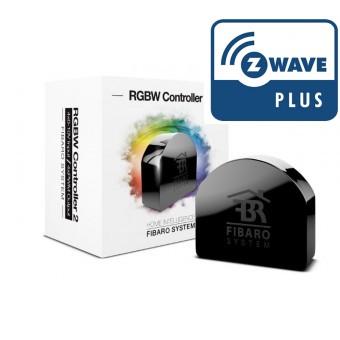 Control LEDS RGBW Fibaro v2