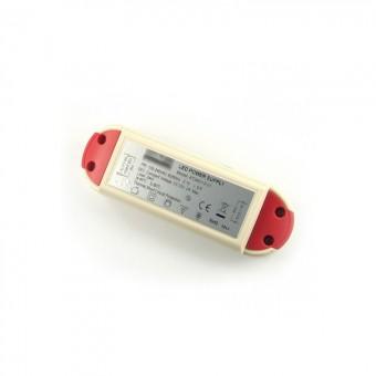 Fuente de Alimentación Tira de LEDs 12V, Potencia 24W