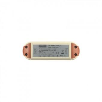 Fuente de Alimentación Tira de LEDs 12V, Potencia 36W