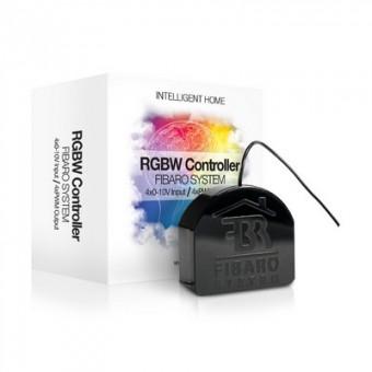 Control LEDS RGBW Fibaro
