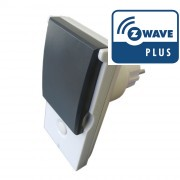Enchufe controlado ON/OFF Z-Wave Plus para Exteriores (IP44)