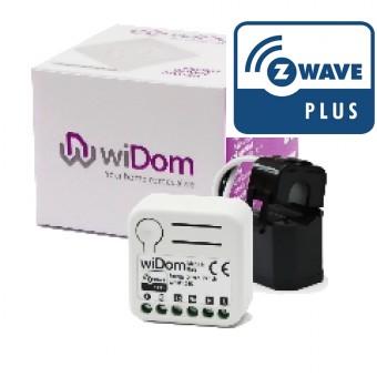WIDOM  Interruptor de relé con medidor de potencia integrado