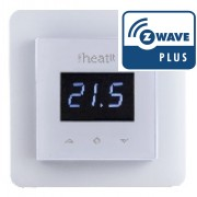 Termostato de pared Z-Wave Plus Heatit