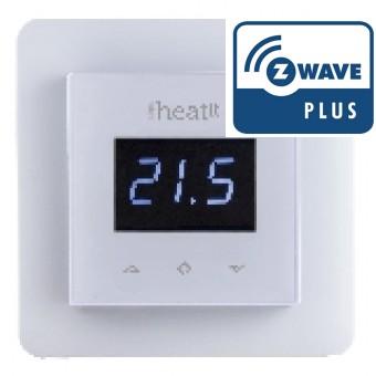 Termostato de pared Z-Wave Plus Heatit