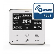 Heating wall thermostat - Z-Wave Plus - Heltun