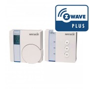 Termostato SRT321 + Actuador SSR303 - Z-Wave Plus - SECURE
