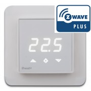 Termostato de pared Z-Wave Plus Heatit ZTRM2fx