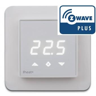 Termostato de pared Z-Wave Plus Heatit ZTRM2fx
