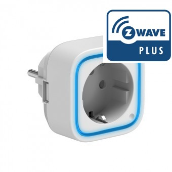 Enchufe controlado (on/off) Z-Wave Plus (Smart swith 6) con medición de consumos - AEON LABS