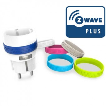 Micro enchufe inteligente  (Schuko) Z-Wave Plus - NodOn