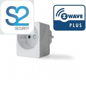 Enchufe Controlado 16 A - Z-Wave Plus - Qubino