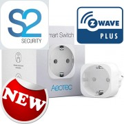 Enchufe de pared Smart Switch 7 de Aeotec