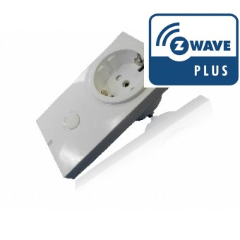Enchufe de pared (on/off) Shucko - Popp Z-Wave Plus