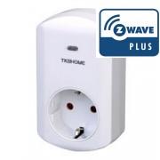 Wall plug switch schuko TKB Home