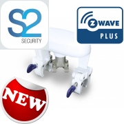 Motor Z-Wave para llave general de Agua/Gas de 1/4 de giro-Aqua-Scope