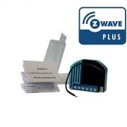 Modulo oculto para persianas DC Z-Wave Plus Qubino con medidas de consumo