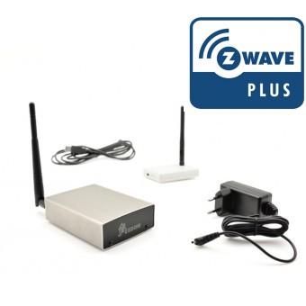 Controlador Domótico Jeedom Smart Z-Wave Plus e interface RFXCOM