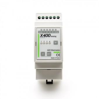 Módulo de extensión X400 para IPX800v3 - GCE ELECTRONICS