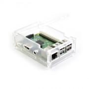 Carcasa con apertura para RaspberryPi Modelo B +